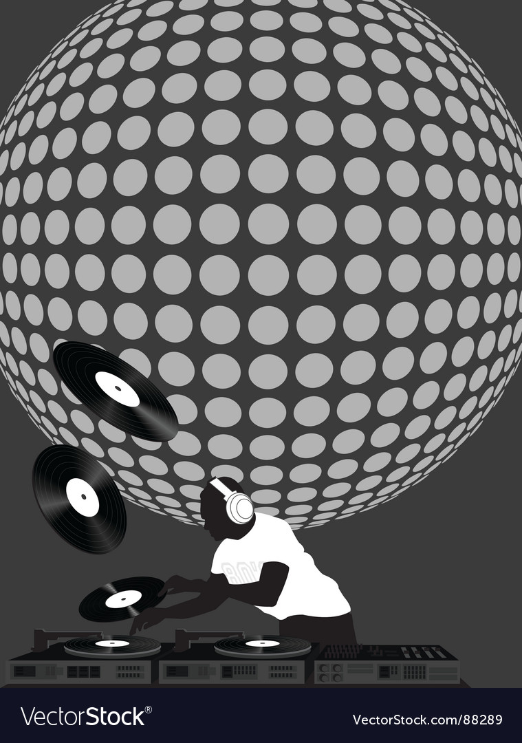 Discoball vector | Price: 1 Credit (USD $1)
