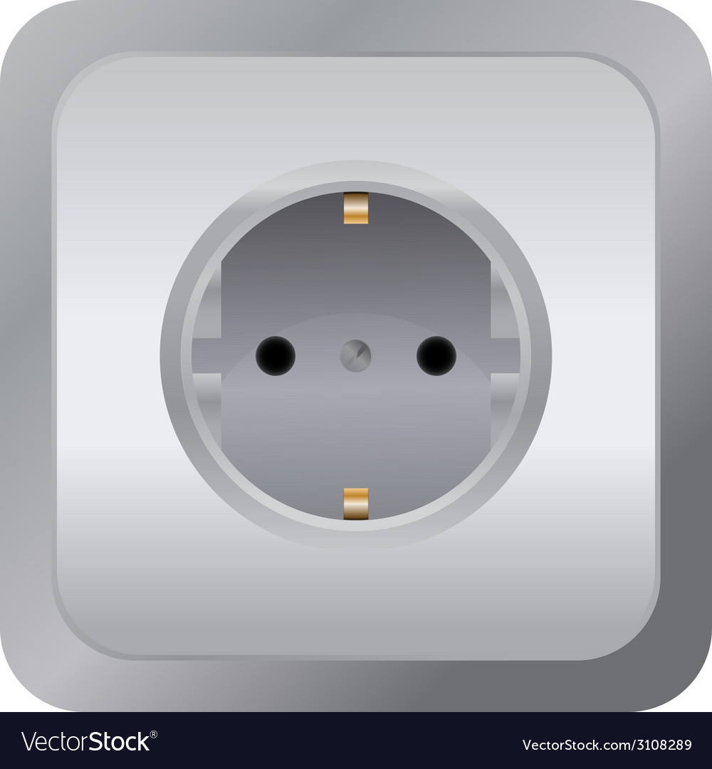 Outlet vector | Price: 1 Credit (USD $1)