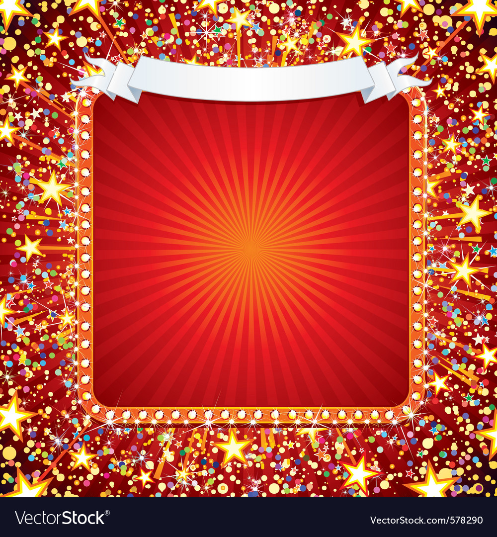 Bright celebration background vector | Price: 1 Credit (USD $1)