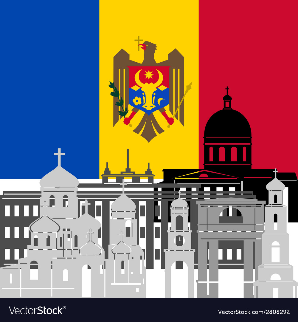 Moldova vector | Price: 1 Credit (USD $1)