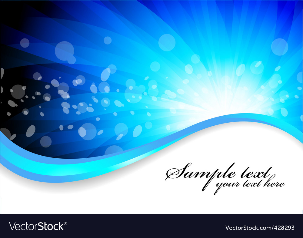 blue background with circle vector | Price: 1 Credit (USD $1)