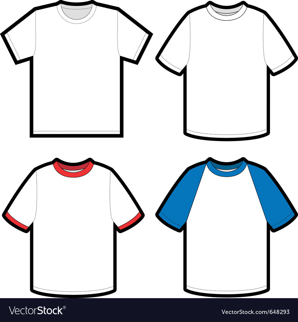 Shirts template vector   Price: 1 Credit (USD $1)