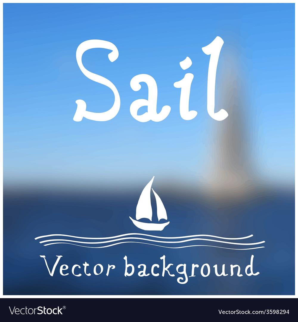 Sail vector   Price: 1 Credit (USD $1)