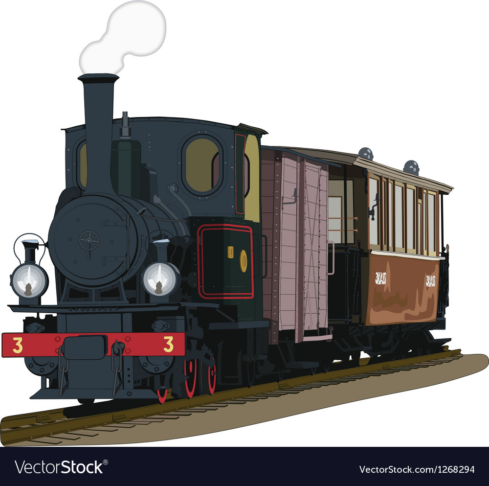 Train vector | Price: 3 Credit (USD $3)