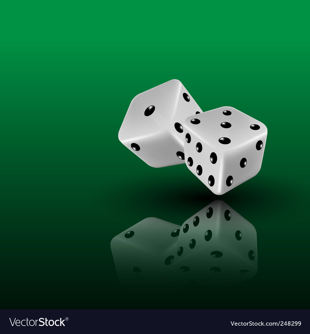 3d dice vector | Price: 3 Credit (USD $3)