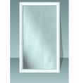 Full length mirror vector