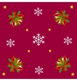 Bells and snowflakes vector