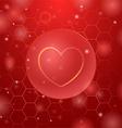 Medicine love vector