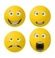 Smile face vector