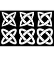 2-ring knots vector