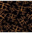 Printed circuit board seamless pattern eps10 vector