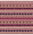Ethnic abstract seamless pattern with african moti vector