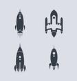 Space shuttle vector