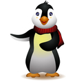 Cutepenguin cartoon vector