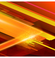 Abstract technology futuristic lines color backgro vector