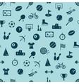 Seamless sport pattern vector