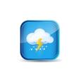 Icon weather vector