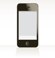 Smart cellphone touch vector