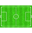 Football pitch vector