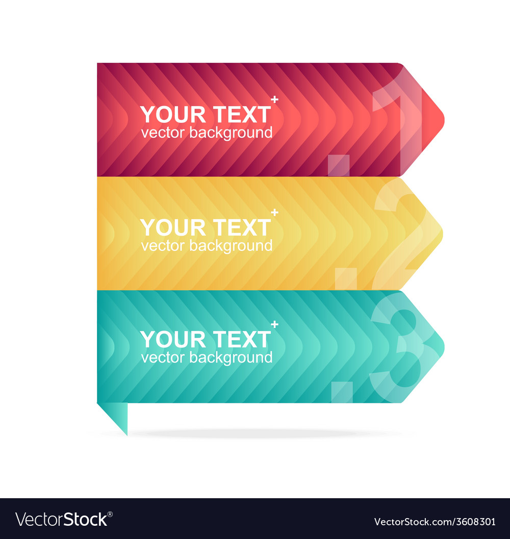 Colorful text boxes infographics vector   Price: 1 Credit (USD $1)