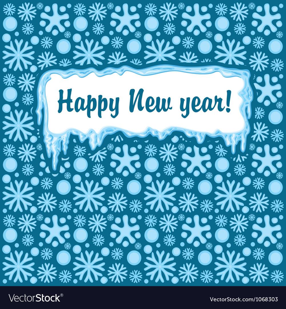 Happy year vector | Price: 1 Credit (USD $1)