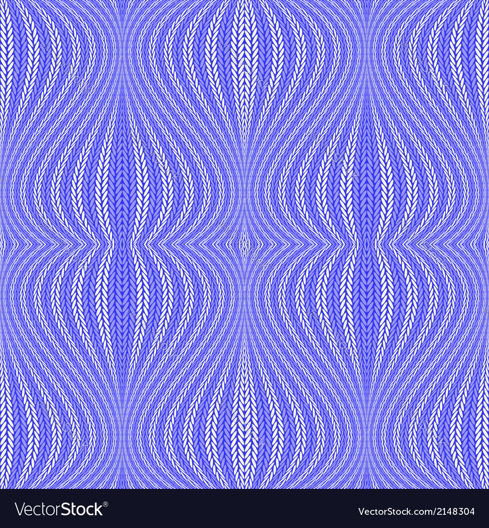 Design colorful seamless wavy pattern vector | Price: 1 Credit (USD $1)