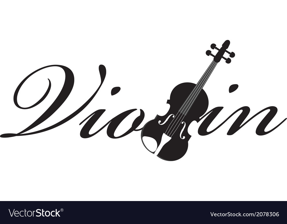 Violin4 vector | Price: 1 Credit (USD $1)