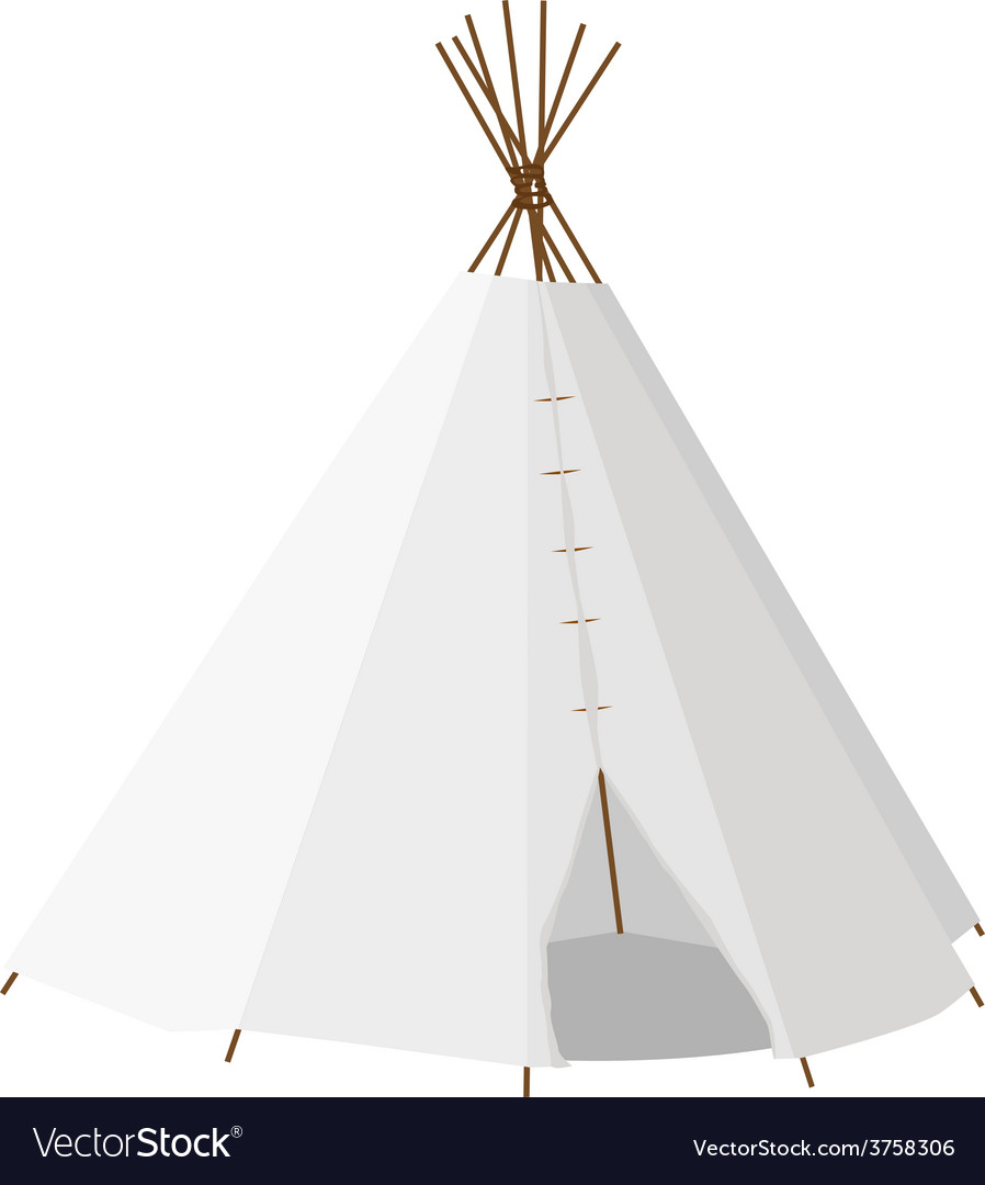 Wigwam vector | Price: 1 Credit (USD $1)