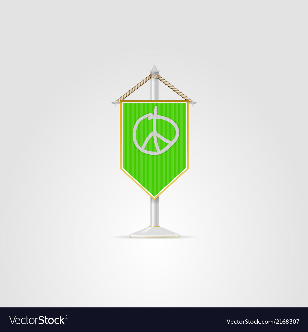 Hippie symbolics pacific vector | Price: 1 Credit (USD $1)