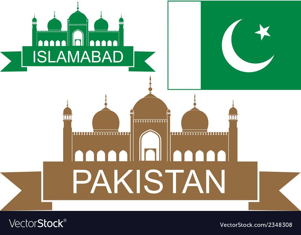 Pakistan vector | Price: 1 Credit (USD $1)