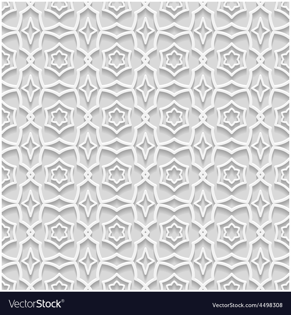 Traditional arabic background vector | Price: 1 Credit (USD $1)