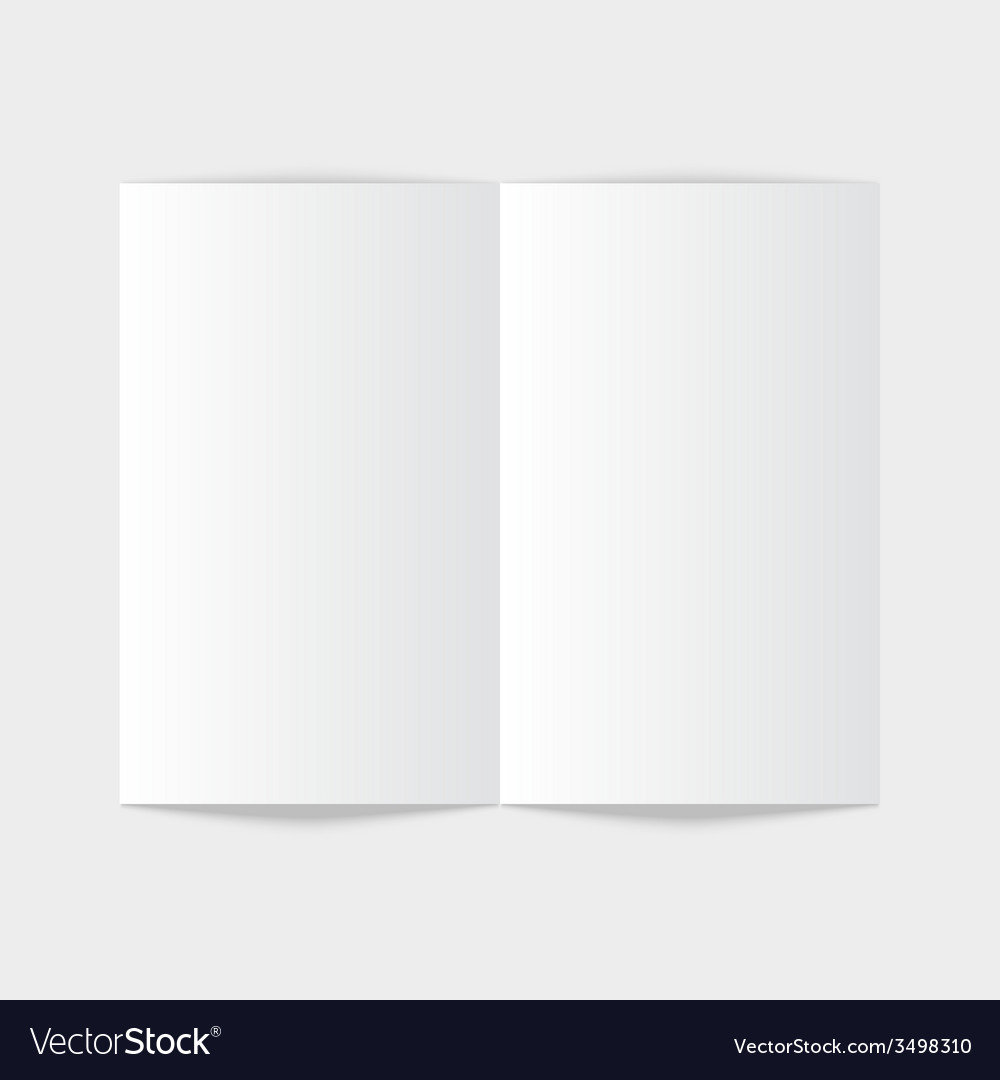 Open magazine vector | Price: 1 Credit (USD $1)