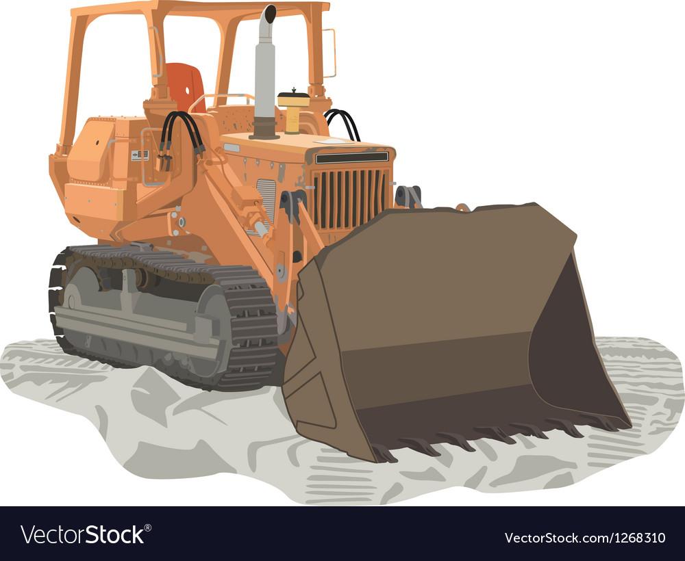 Tractor vector   Price: 3 Credit (USD $3)