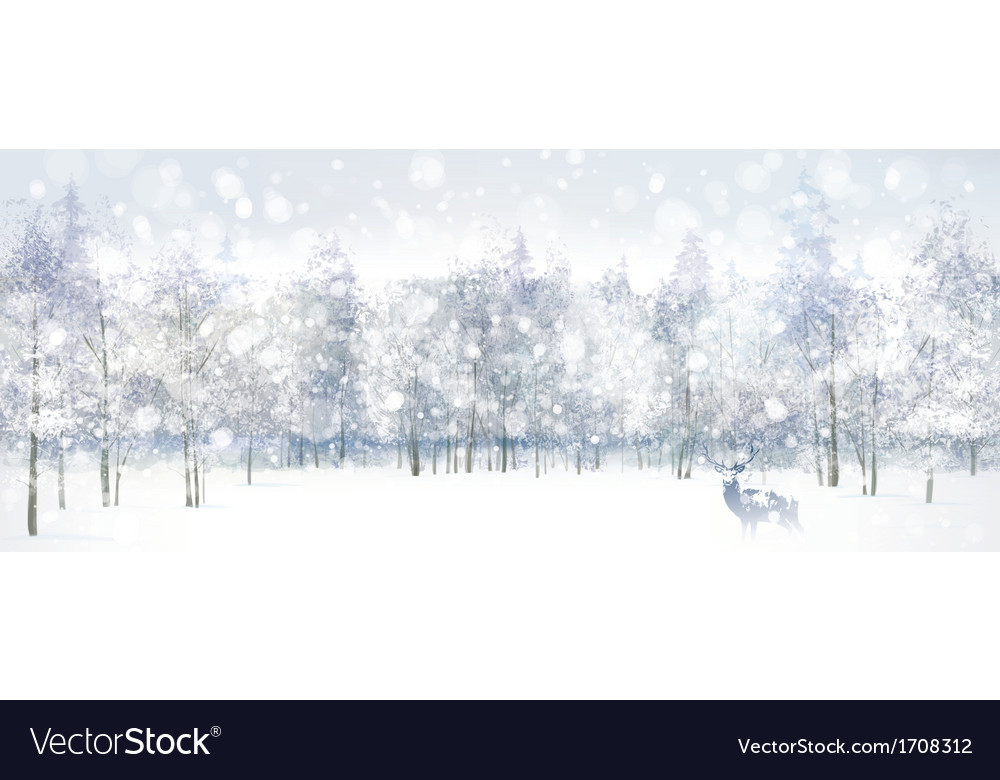 Winter vector | Price: 1 Credit (USD $1)