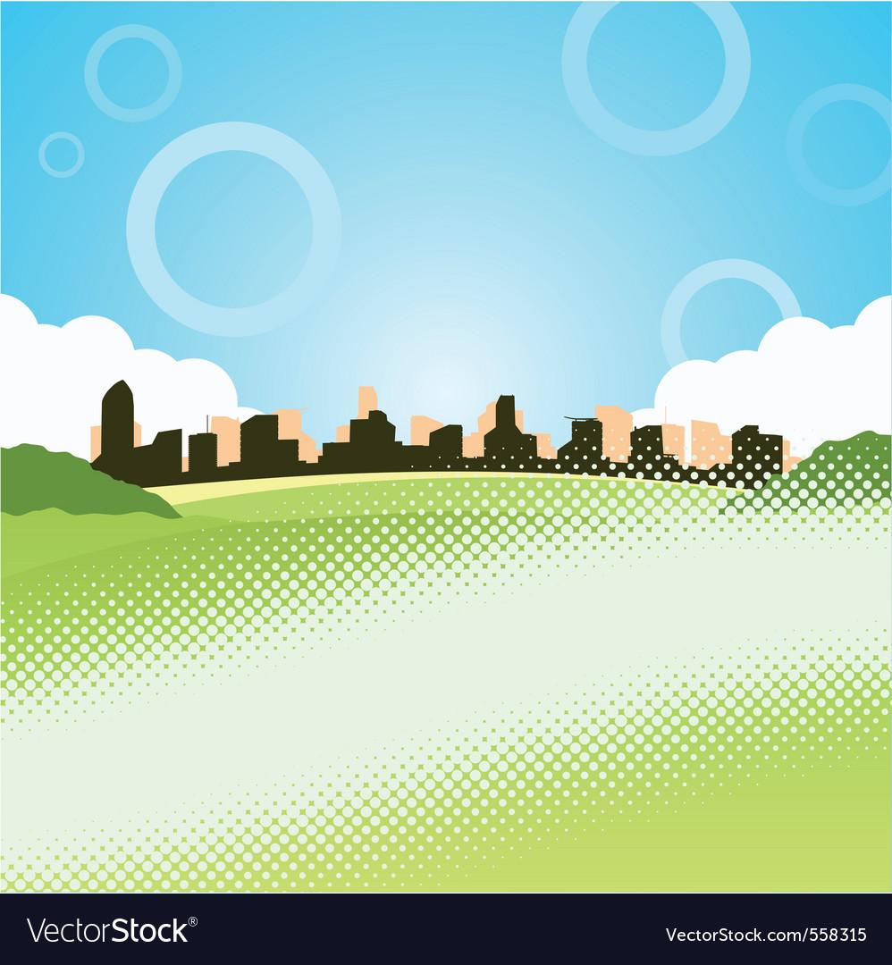Of city vector   Price: 1 Credit (USD $1)