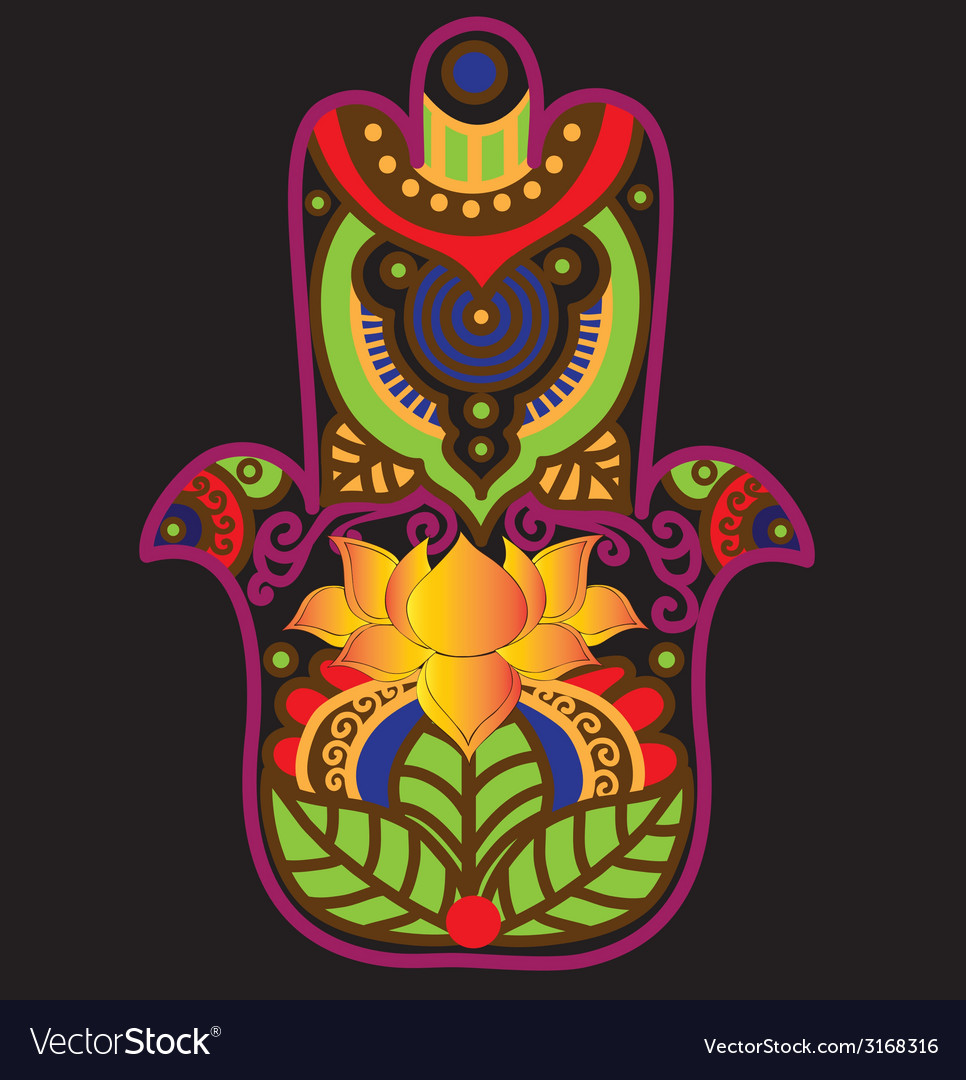 Hamsa vector | Price: 1 Credit (USD $1)