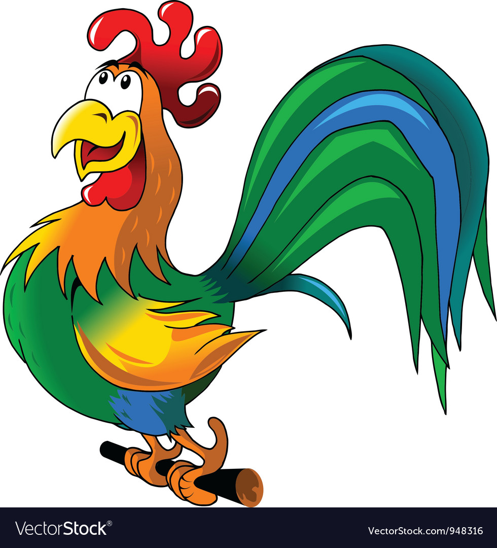 Rooster vector   Price: 1 Credit (USD $1)
