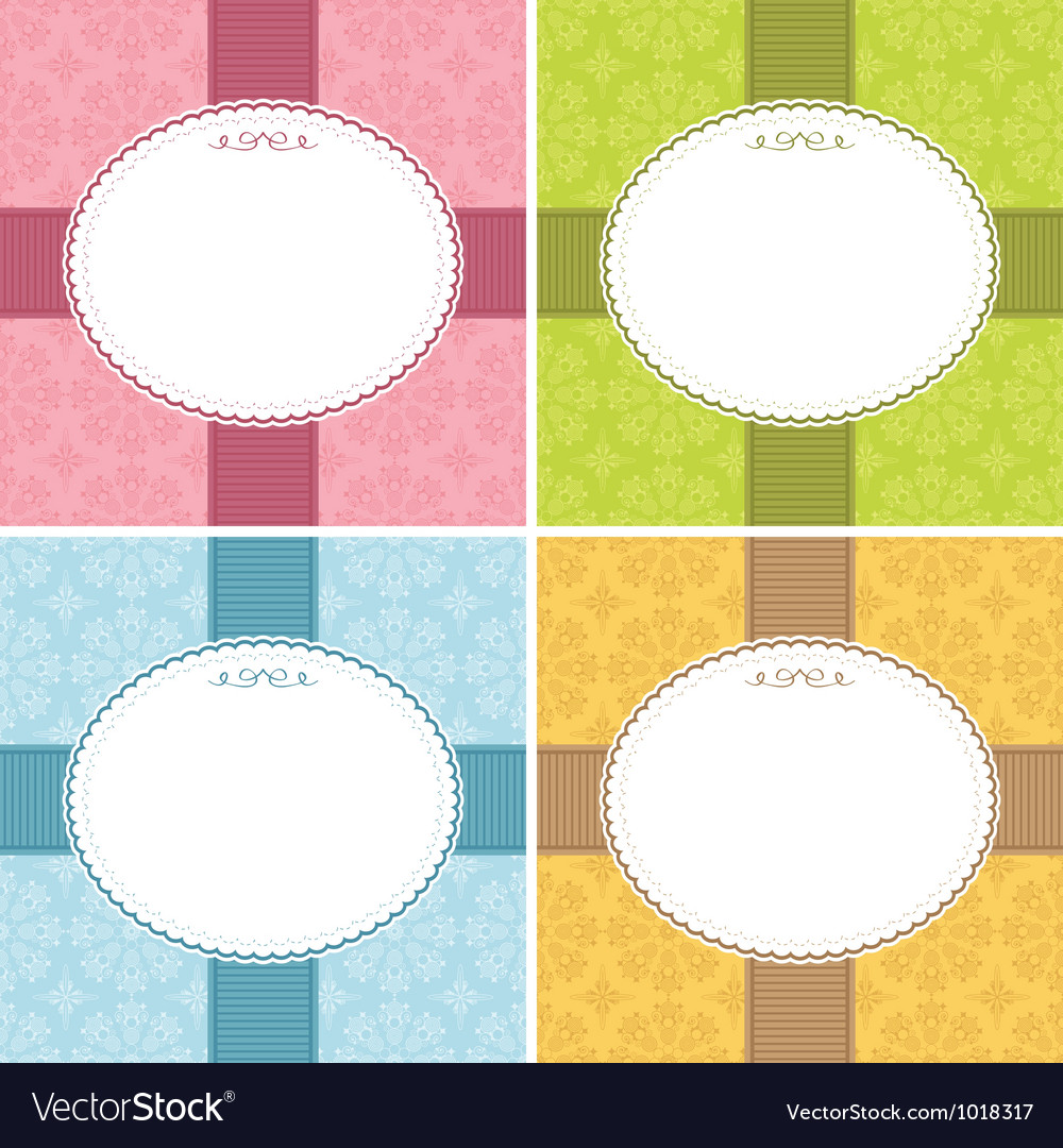 Frame decorations vector | Price: 1 Credit (USD $1)