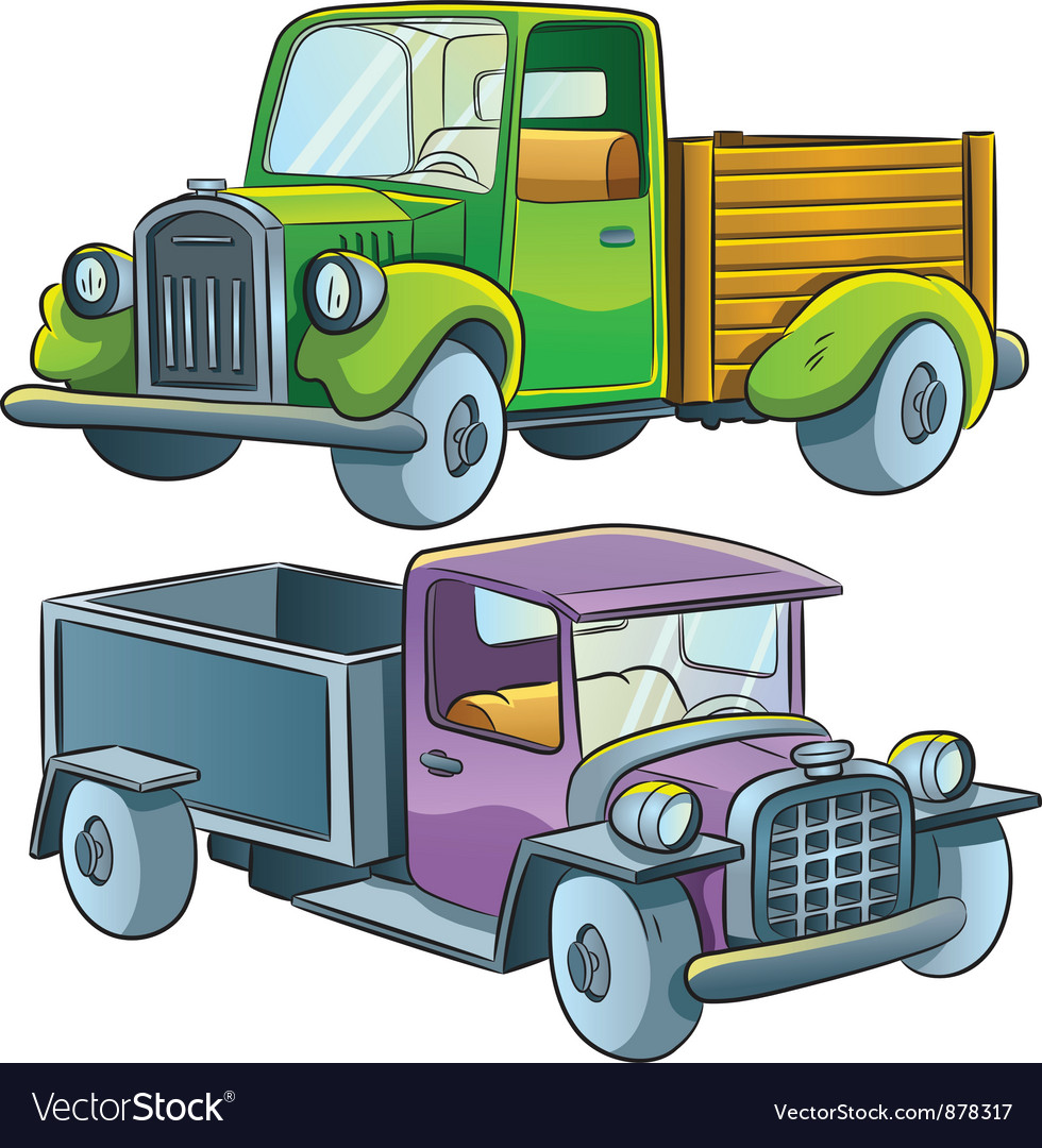 Truck collection vector | Price: 3 Credit (USD $3)