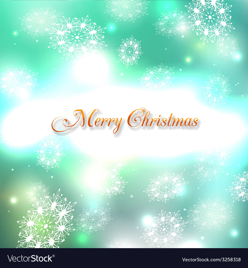 Shining christmas background vector | Price: 1 Credit (USD $1)