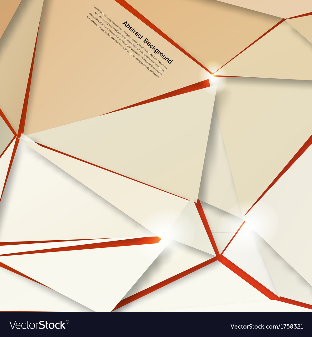 Abstract background polygonal pattern and vector | Price: 1 Credit (USD $1)