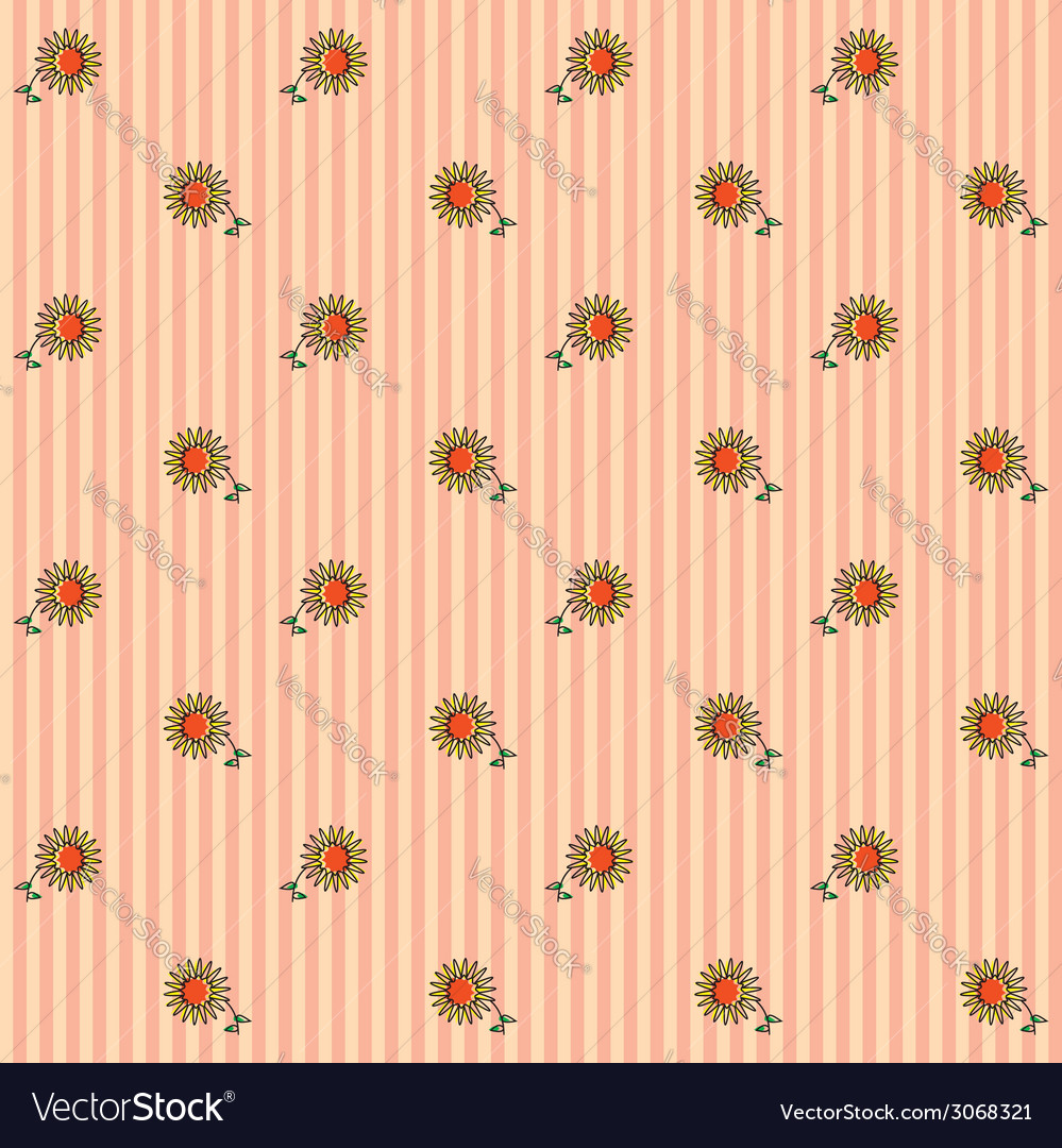 Floral pattern 3 vector | Price: 1 Credit (USD $1)