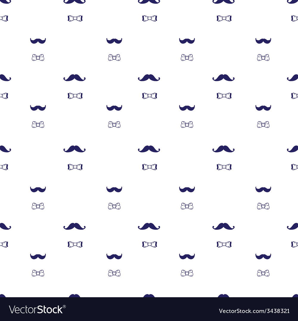 Hand drawn seamless pattern in doodle style vector | Price: 1 Credit (USD $1)