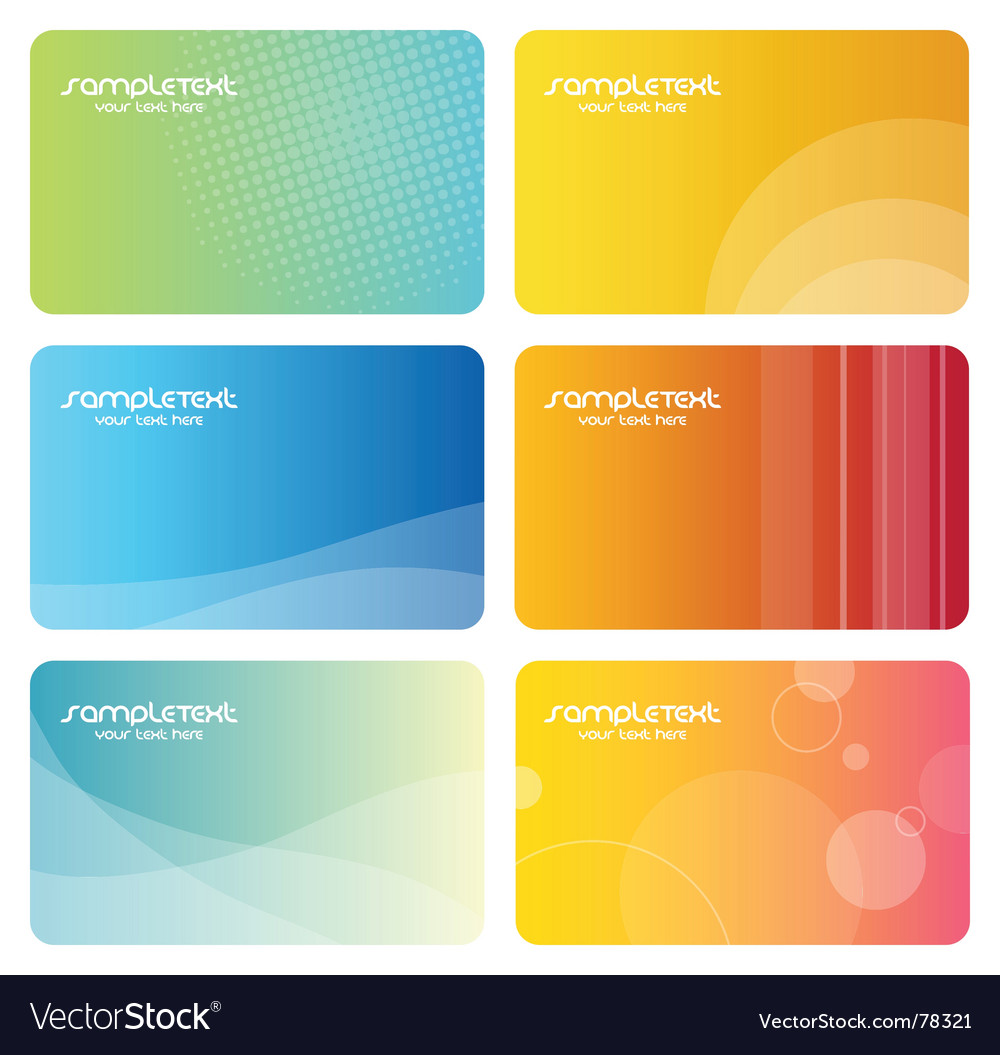 Identity card vector | Price: 1 Credit (USD $1)