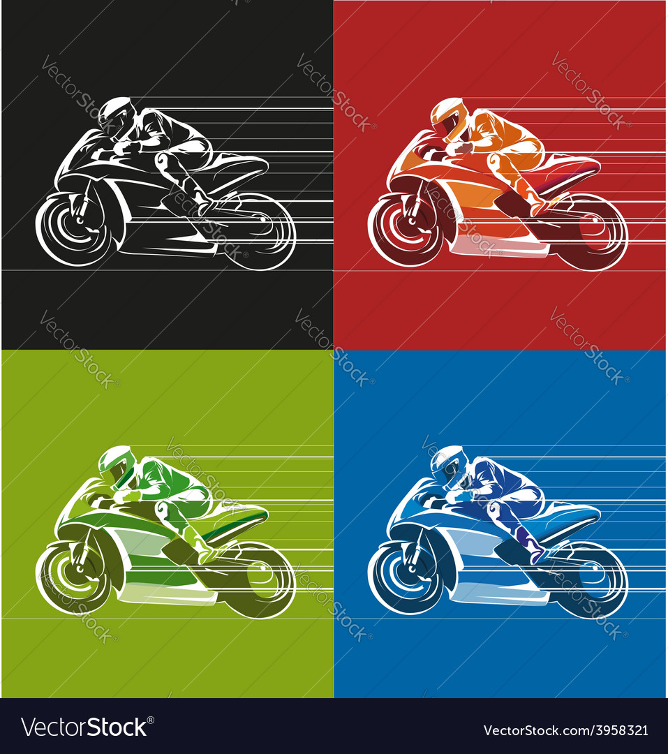 Racing icon vector | Price: 1 Credit (USD $1)