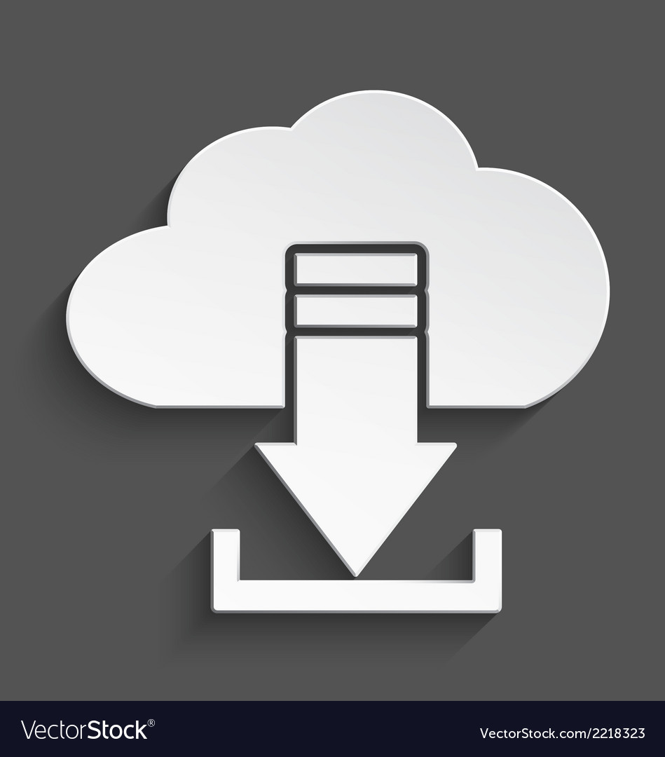 White cloud download 3d vector   Price: 1 Credit (USD $1)