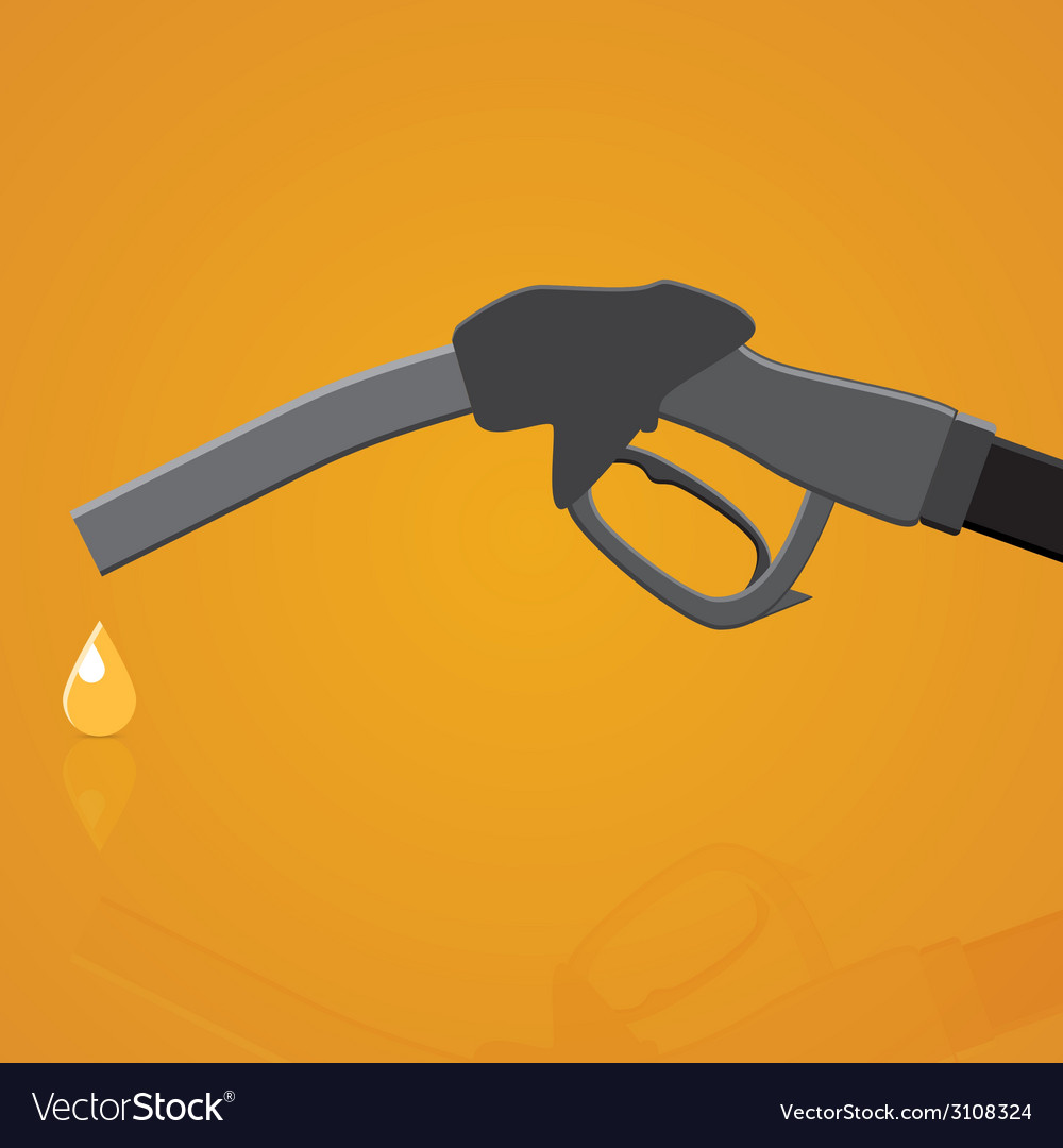 Fuel nozzle vector | Price: 1 Credit (USD $1)