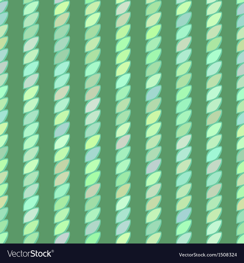 Mosaic seamless pattern vector | Price: 1 Credit (USD $1)