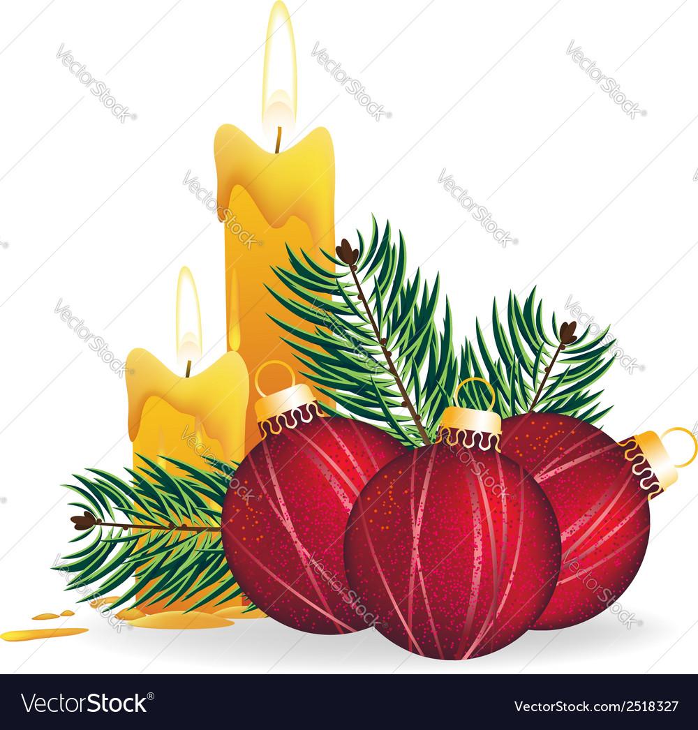 Christmas symbols vector   Price: 1 Credit (USD $1)