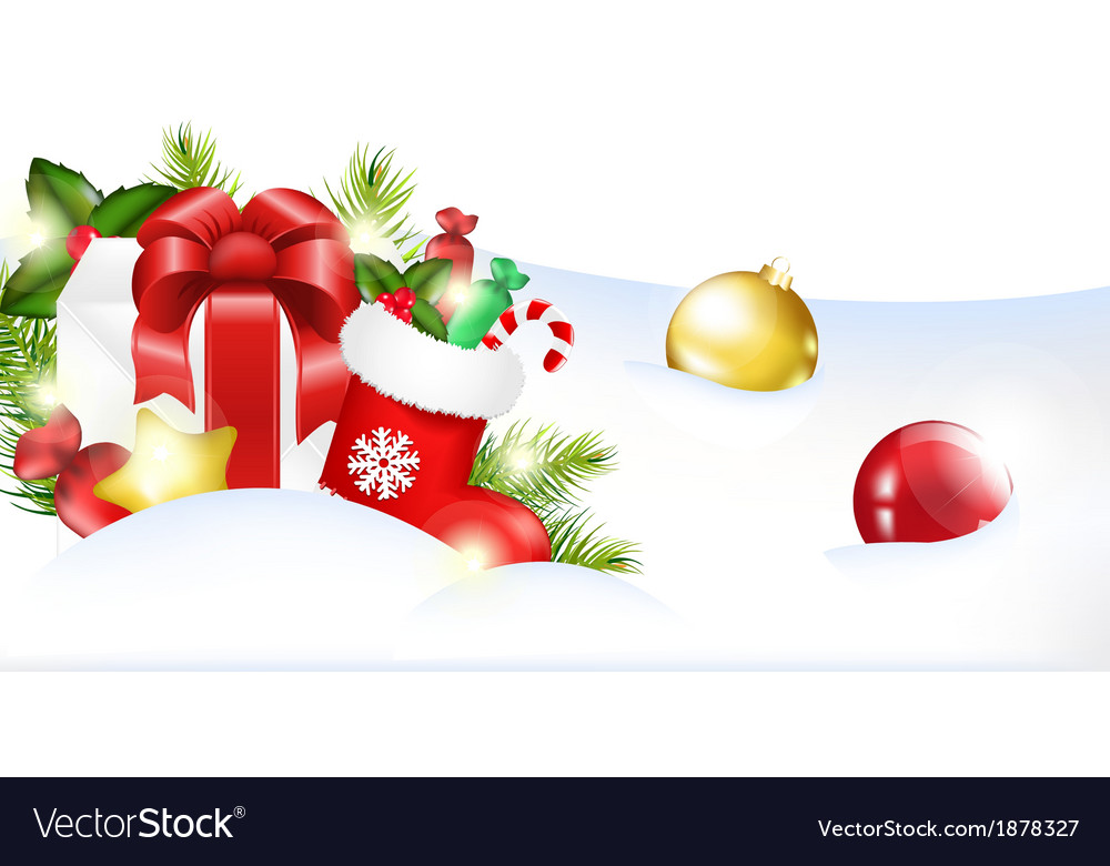 Christmas template vector | Price: 1 Credit (USD $1)